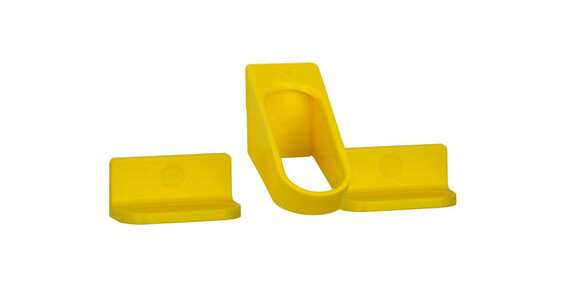 Cycloc Hero - Soporte pared/techo - amarillo